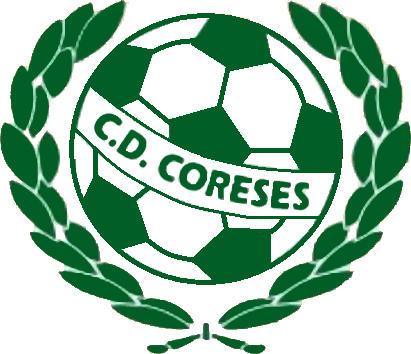 Logo of C.D. CORESES (CASTILLA Y LEÓN)