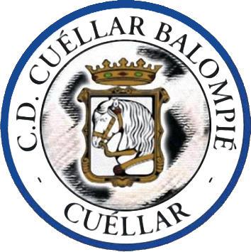 Logo C.D. CUÉLLAR BALOMPIÉ (CASTILLA Y LEÓN)