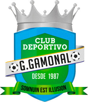 Logo of C.D. GROGGY'S GAMONAL-2 (CASTILLA Y LEÓN)