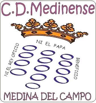 Logo of C.D. MEDINENSE (CASTILLA Y LEÓN)