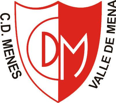 Logo of C.D. MENÉS (CASTILLA Y LEÓN)