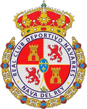 のロゴC.D. NAVARRES (カスティーリャ ・ イ ・ レオン)