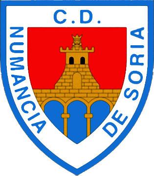 Logo of C.D. NUMANCIA (CASTILLA Y LEÓN)