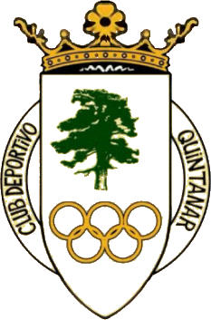 のロゴC.D. QUINTANAR ・ デ ・ ラ ・ シエラ (カスティーリャ ・ イ ・ レオン)