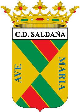 Logo of C.D. SALDAÑA (CASTILLA Y LEÓN)