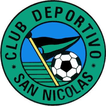 标志C. D. SAN NIKOLAS (卡西利亚斯)