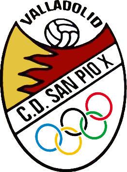 Logo of C.D. SAN PIO X (CASTILLA Y LEÓN)