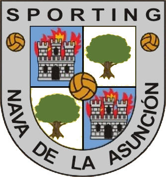 Logo of C.D. SPORTING NAVA DE LA ASUNCIÓN (CASTILLA Y LEÓN)