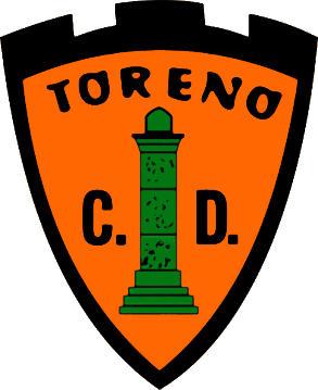 Logo of C.D. TORENO (CASTILLA Y LEÓN)