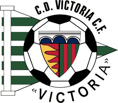 Logo of C.D. VICTORIA C.F. (CASTILLA Y LEÓN)