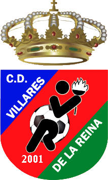 Logo of C.D. VILLARES DE LA REINA (CASTILLA Y LEÓN)
