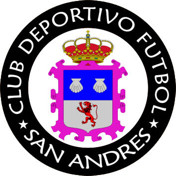 Logo of C.D.F. SAN ANDRÉS (CASTILLA Y LEÓN)
