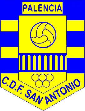 Logo of C.D.F. SAN ANTONIO (CASTILLA Y LEÓN)
