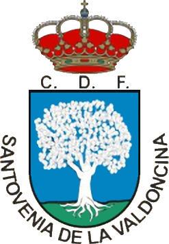 Logo of C.D.F. SANTOVENIA DE LA VALDONCINA (CASTILLA Y LEÓN)