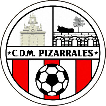 Logo of C.D.M. PIZARRALES (CASTILLA Y LEÓN)