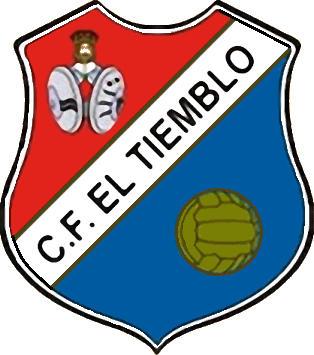 Logo C.F. EL TIEMBLO (CASTILLA Y LEÓN)