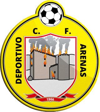 Logo of DEPORTIVO ARENAS C.F. (CASTILLA Y LEÓN)
