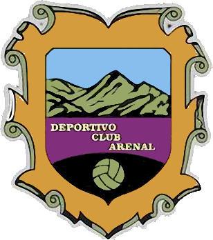 Logo of DEPORTIVO CLUB ARENAL (CASTILLA Y LEÓN)