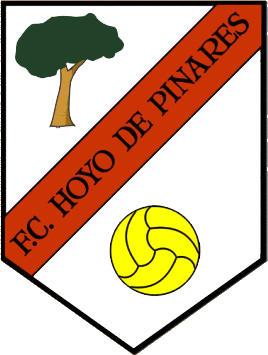 Logo of F.C. EL HOYO DE PINARES (CASTILLA Y LEÓN)