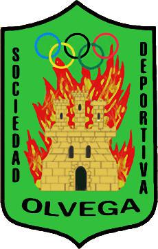 Logo of S.D. OLVEGA (CASTILLA Y LEÓN)