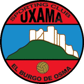 Logo of SPORTING C. UXAMA (CASTILLA Y LEÓN)
