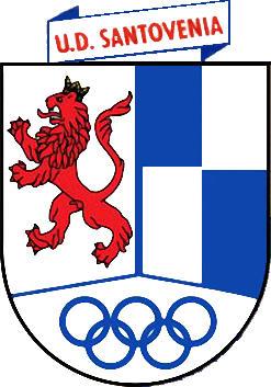 Logo of U.D. SANTOVENIA (CASTILLA Y LEÓN)