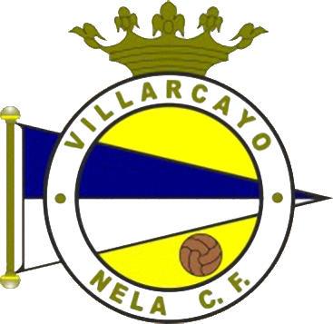 のロゴNELA C. F. VILLARCAYO (カスティーリャ ・ イ ・ レオン)