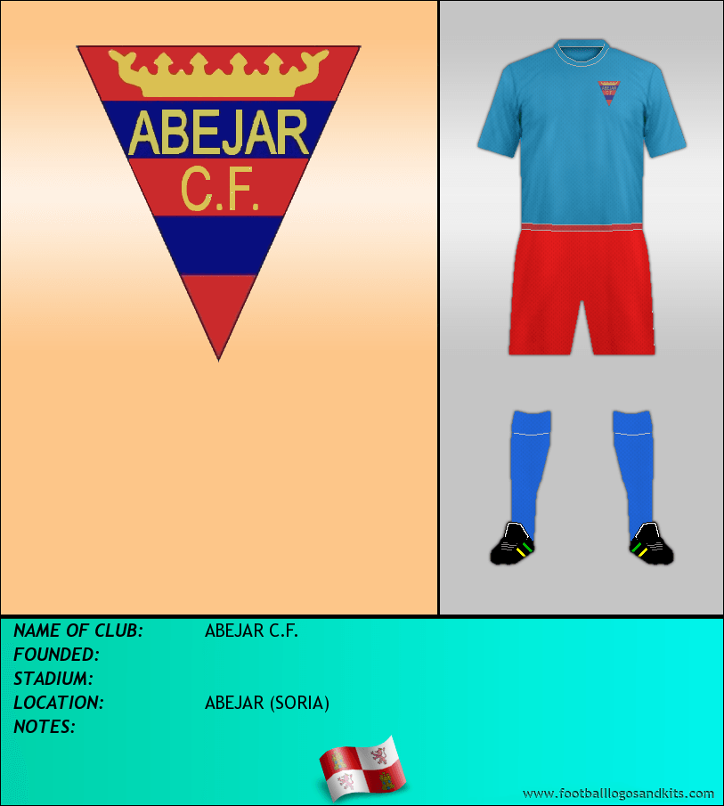 Logo of ABEJAR C.F.
