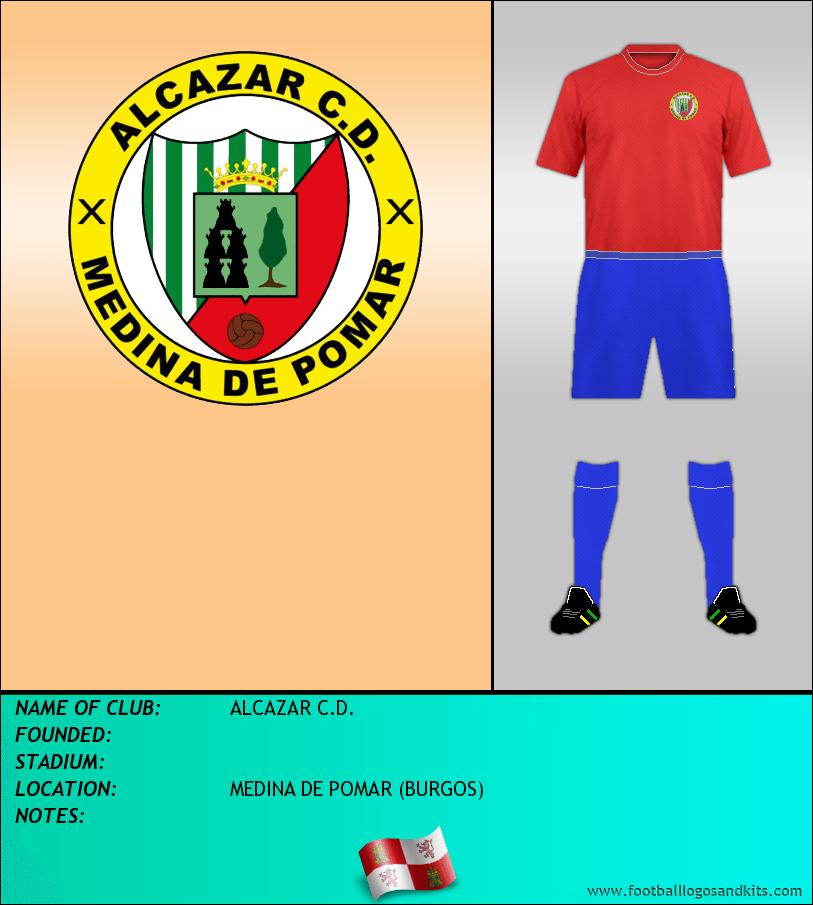 Logo of ALCAZAR C.D.