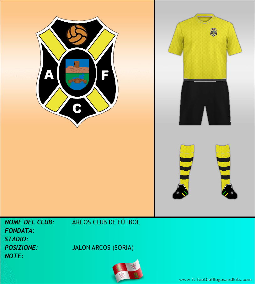 Logo di ARCOS CLUB DE FÚTBOL