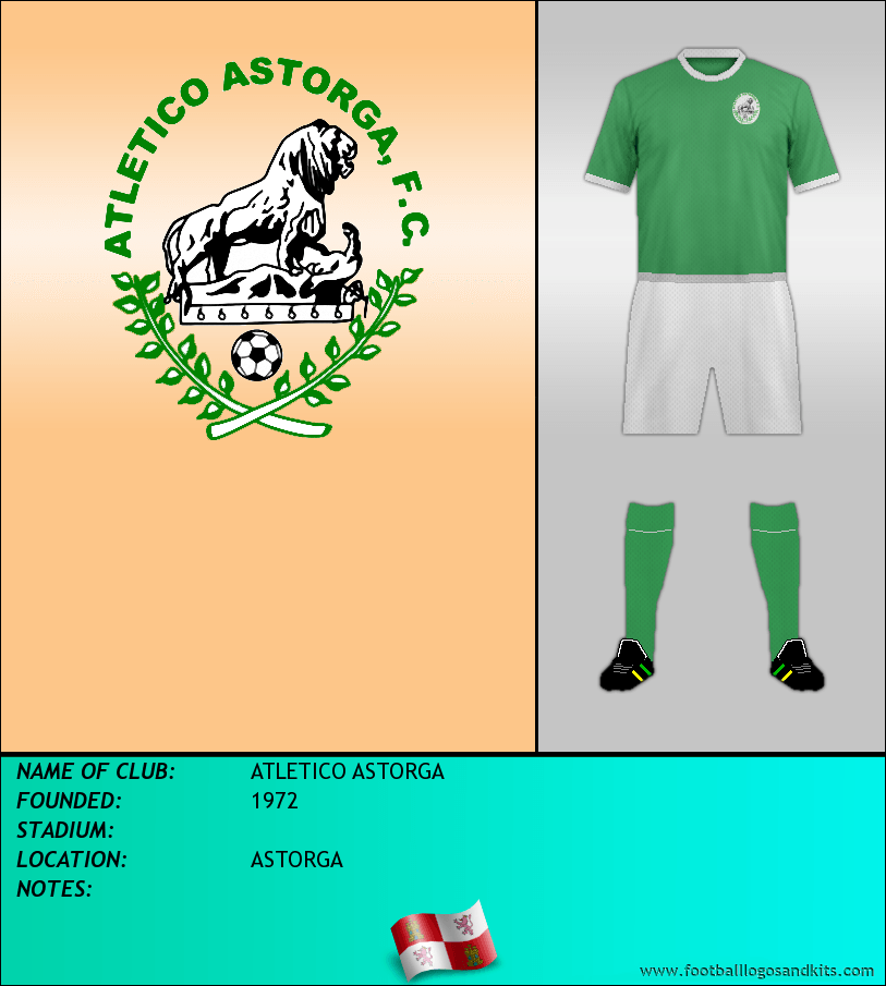 Logo of ATLETICO ASTORGA