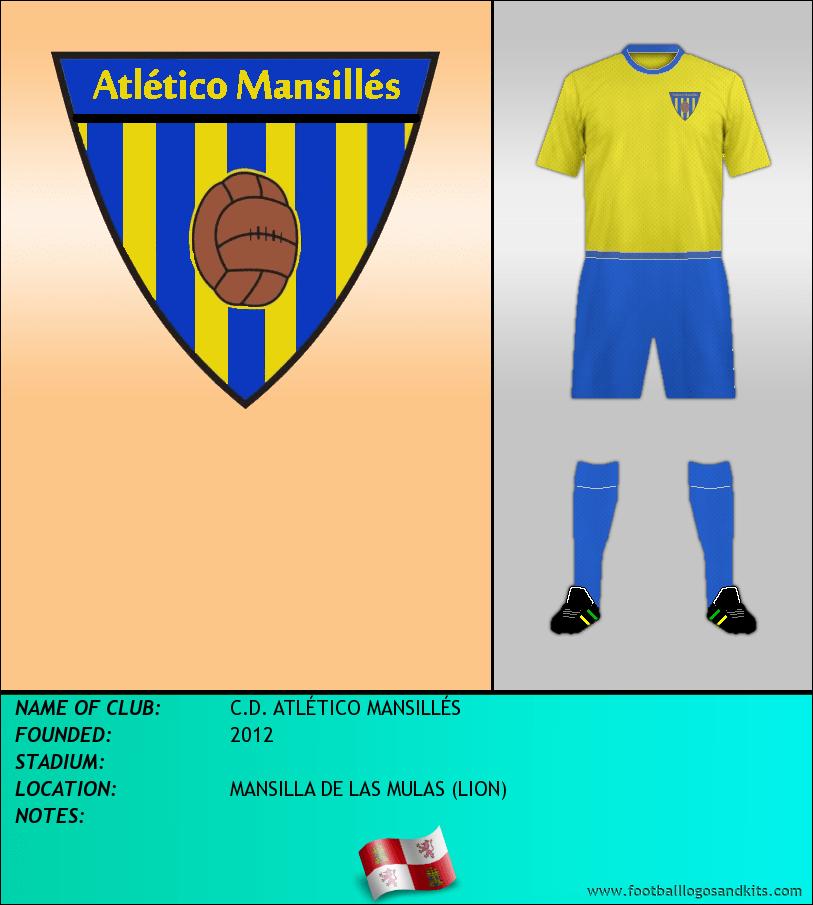 Logo of C.D. ATLÉTICO MANSILLÉS