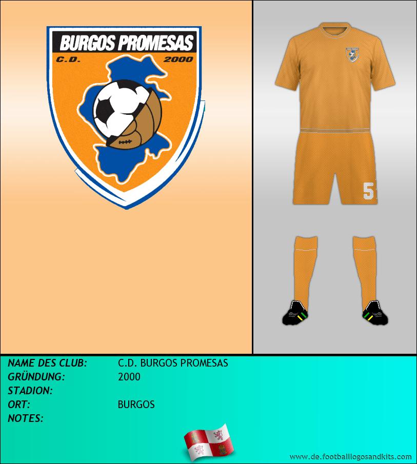 Logo C.D. BURGOS PROMESAS