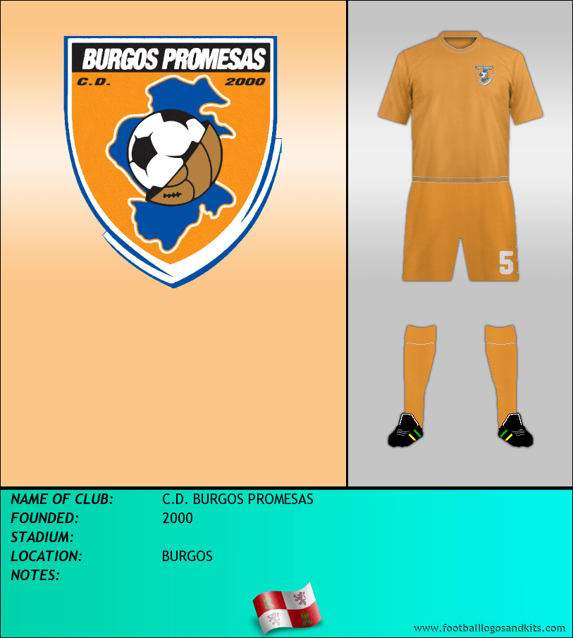 Logo of C.D. BURGOS PROMESAS