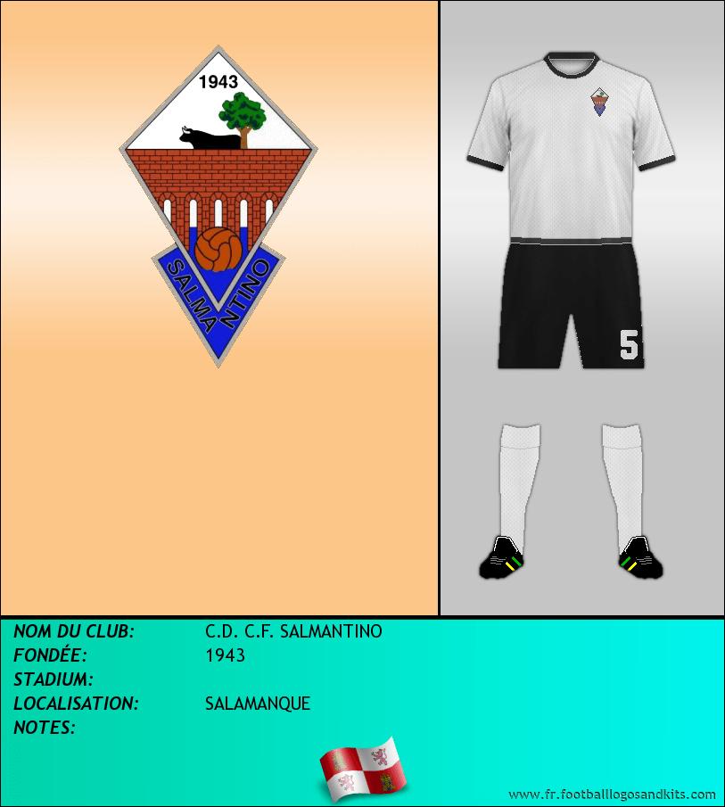 Logo de C.D. C.F. SALMANTINO