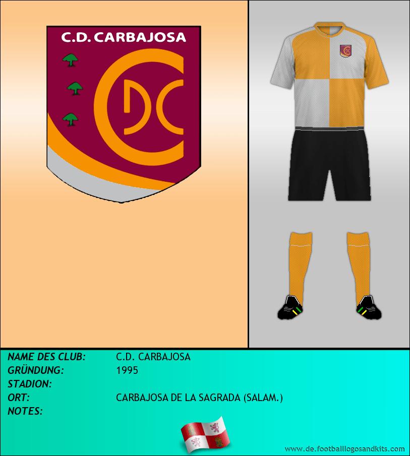 Logo C.D. CARBAJOSA