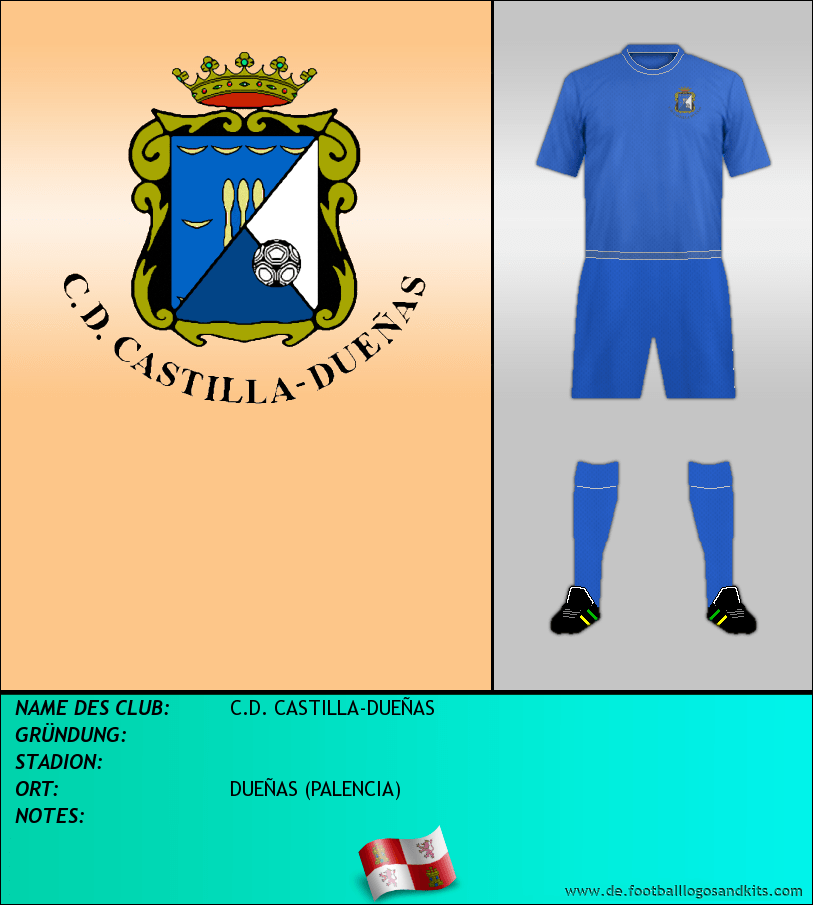 Logo C.D. CASTILLA-DUEÑAS
