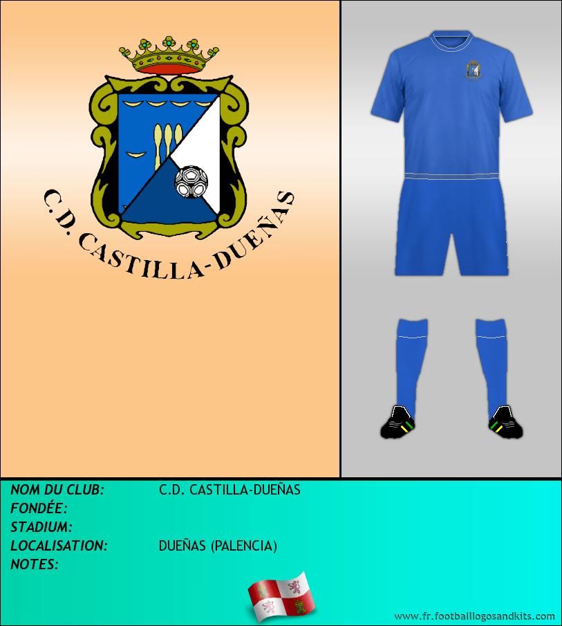 Logo de C.D. CASTILLA-DUEÑAS