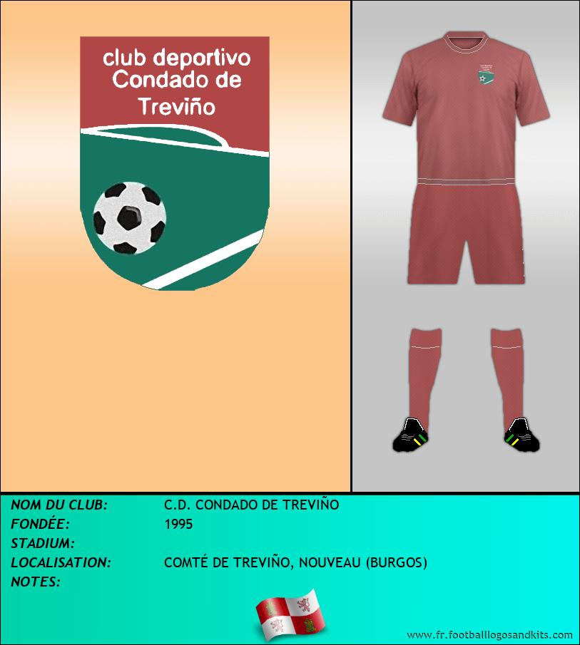 Logo de C.D. CONDADO DE TREVIÑO
