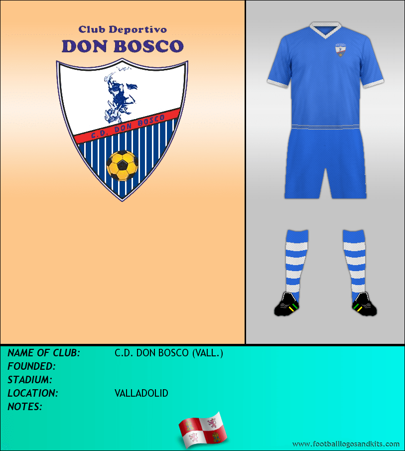 Logo of C.D. DON BOSCO (VALL.)