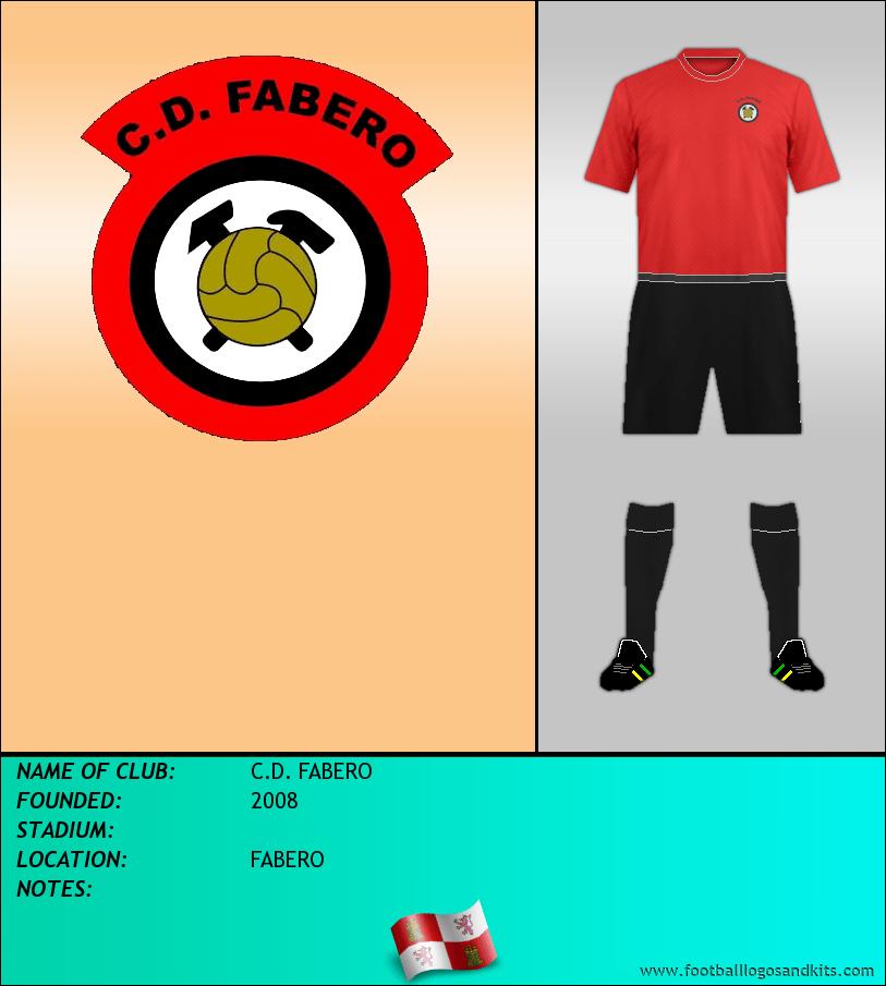 Logo of C.D. FABERO