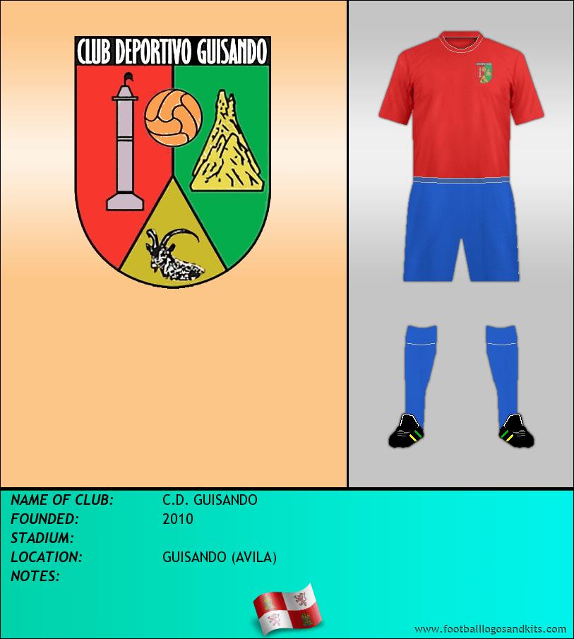 Logo of C.D. GUISANDO