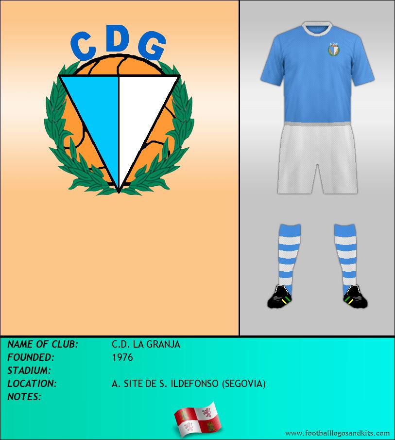 Logo of C.D. LA GRANJA