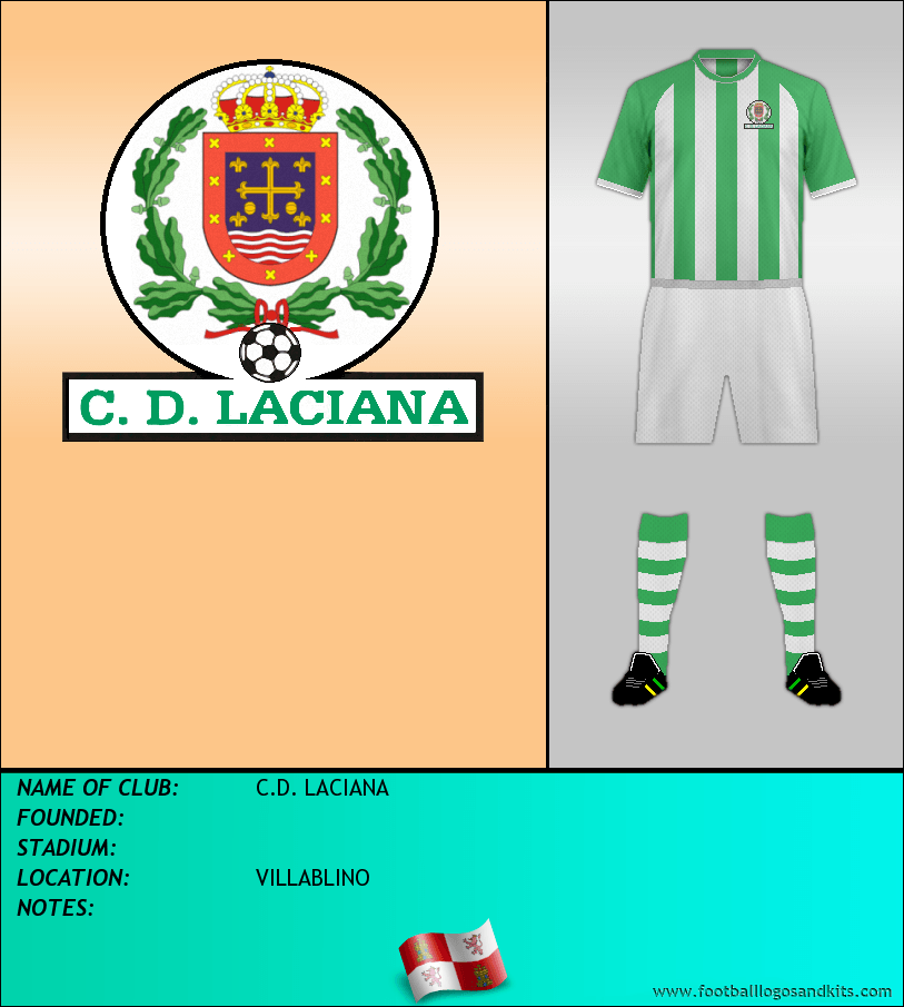 Logo of C.D. LACIANA