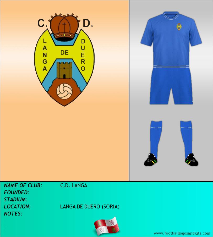 Logo of C.D. LANGA