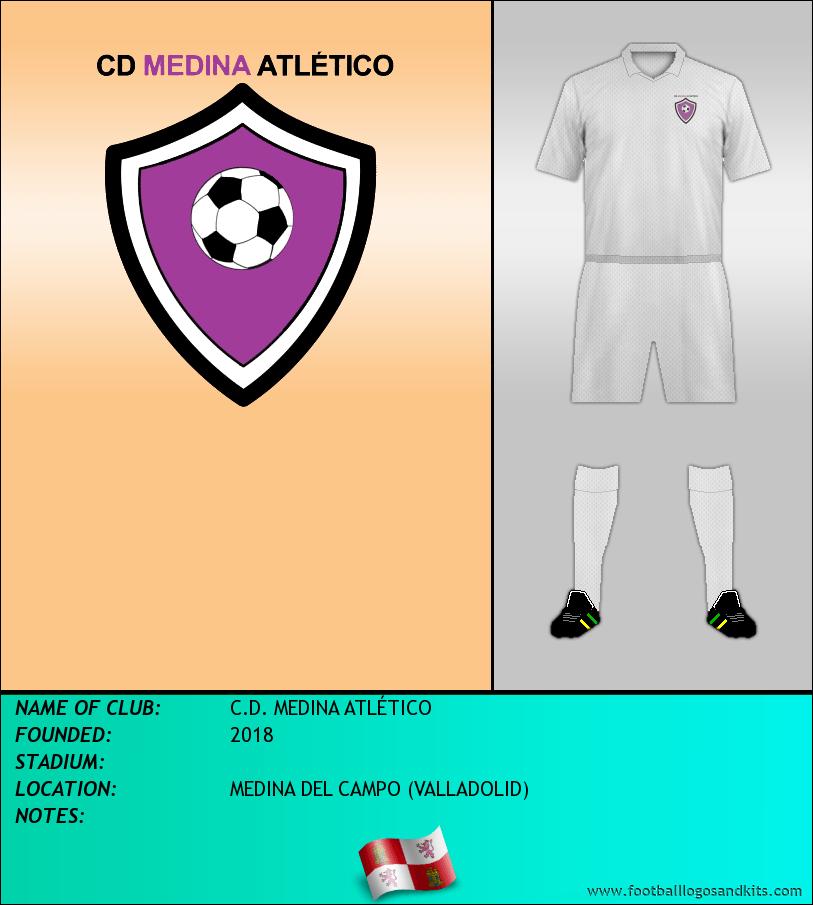 Logo of C.D. MEDINA ATLÉTICO