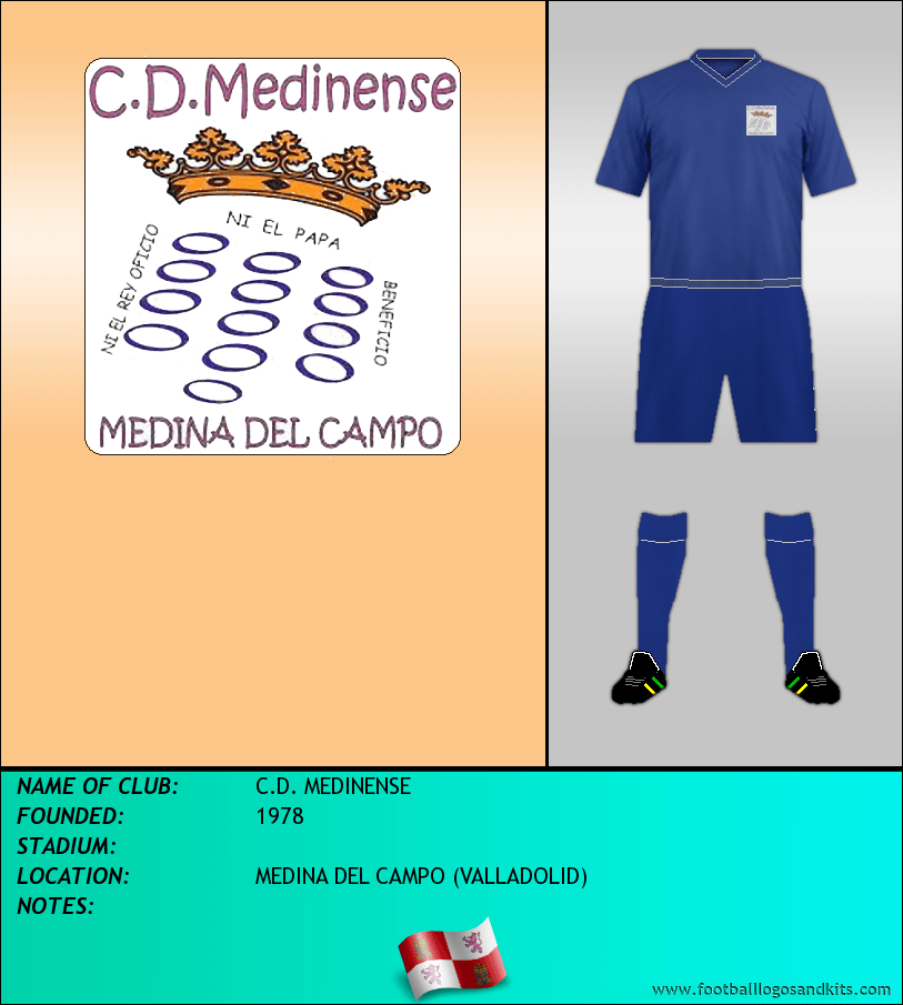 Logo of C.D. MEDINENSE