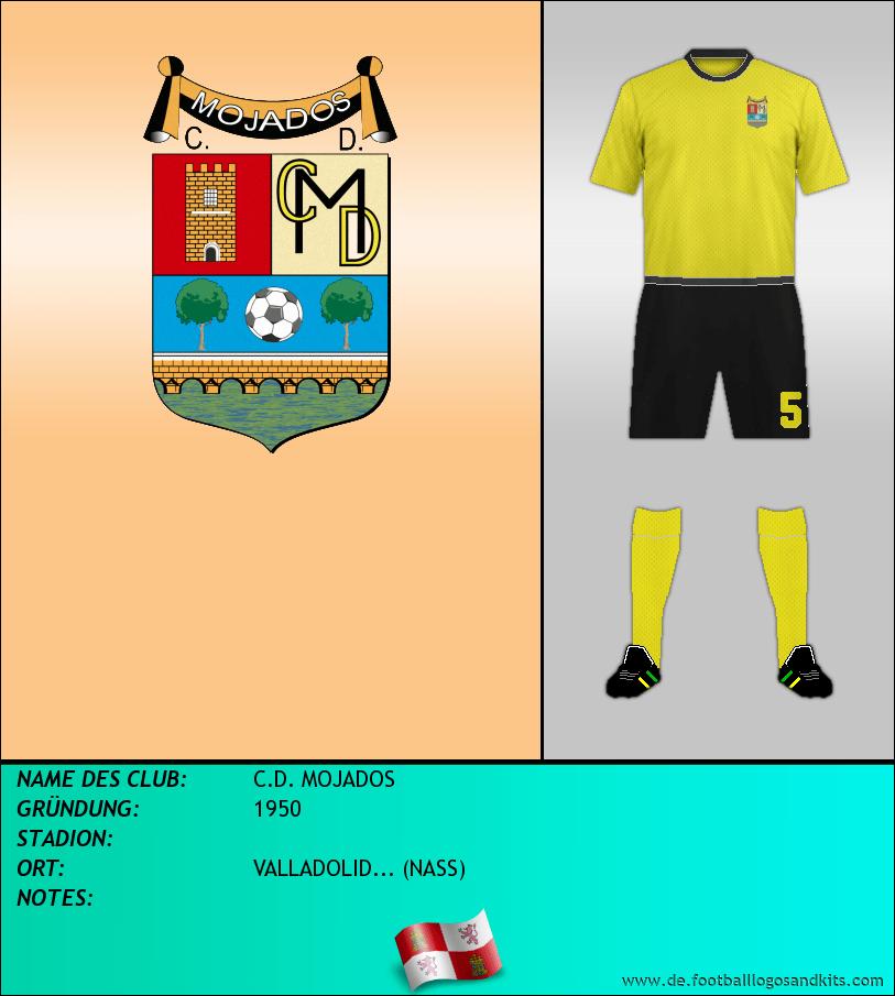Logo C.D. MOJADOS