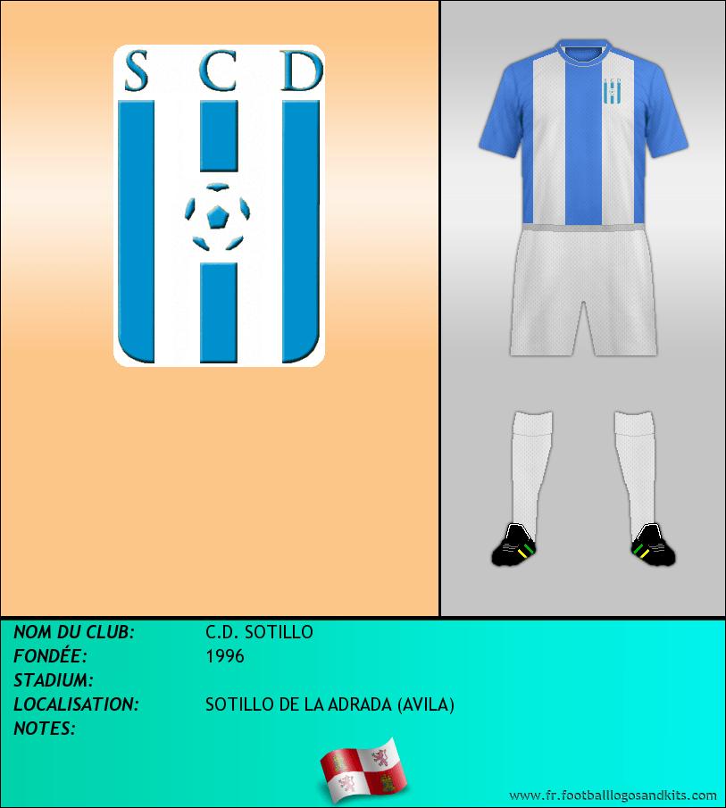 Logo de C.D. SOTILLO