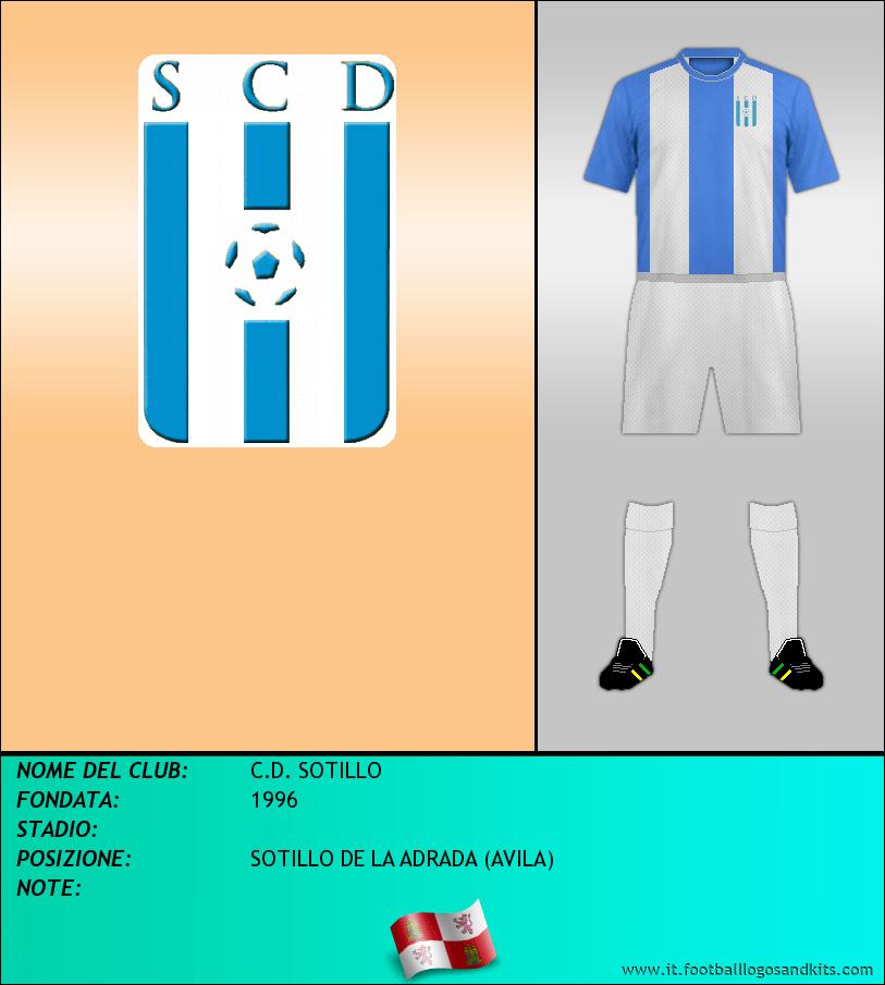 Logo di C.D. SOTILLO